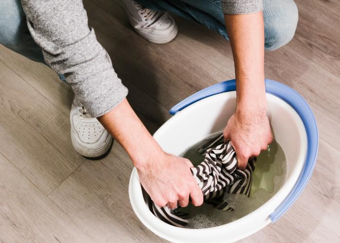 可拆卸清洗的按摩器外布套,可以幫助長輩在使用時更加衛生。