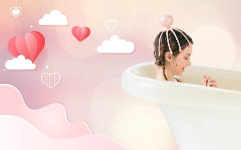 粉色來襲,讓你的按摩生活也充滿粉紅泡泡。