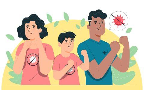 病毒和流感來襲,你的免疫力準備好了嗎?