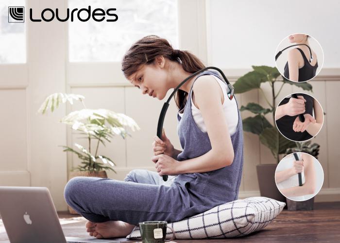 最經典的鼓勵鼓勵按摩棒,可以按壓平常按不到的痠痛點,也可以針對合谷穴進行按摩,提升身體免疫力。